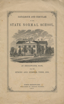 Catalogue and Circular of the State Normal School at Bridgewater, Mass. for the Spring and Summer Term, 1862 by Bridgewater State Normal School