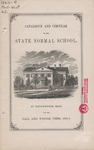 Catalogue and Circular of the State Normal School at Bridgewater, Mass. for the Fall and Winter Term, 1863-4 by Bridgewater State Normal School