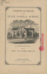Catalogue and Circular of the State Normal School at Bridgewater, Mass. for the Spring and Summer Term, 1863