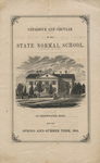 Catalogue and Circular of the State Normal School at Bridgewater, Mass. for the Spring and Summer Term, 1864