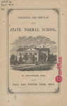 Catalogue and Circular of the State Normal School at Bridgewater, Mass. for the Fall and Winter Term, 1865-6 by Bridgewater State Normal School