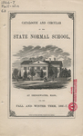 Catalogue and Circular of the State Normal School at Bridgewater, Mass. for the Fall and Winter Term, 1866-7
