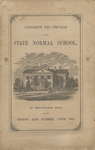 Catalogue and Circular of the State Normal School at Bridgewater, Mass. for the Spring and Summer Term, 1866 by Bridgewater State Normal School