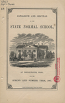 Catalogue and Circular of the State Normal School at Bridgewater, Mass. for the Spring and Summer Term, 1867