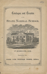 Catalogue and Circular of the State Normal School at Bridgewater, Mass., Seventy-Sixth Term. Fall and Winter Term, 1870-1 by Bridgewater State Normal School