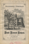 Catalogue and Circular of the State Normal School at Bridgewater, Mass., Eighty-fourth Term. Fall and Winter Term, 1874-75