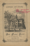 Catalogue and Circular of the State Normal School at Bridgewater, Mass., Eighty-Eighth Term. Fall and Winter Term, 1876-7 by Bridgewater State Normal School