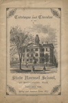 Catalogue and Circular of the State Normal School at Bridgewater, Mass. Eighty-Ninth Term. Spring and Summer Term, 1877 by Bridgewater State Normal School