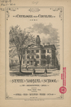 Catalogue and Circular of the State Normal School at Bridgewater, Mass., Ninety-Second Term. Fall and Winter Term, 1878-9 by Bridgewater State Normal School