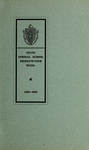 Bridgewater State Normal School. Massachusetts. 1904-1905. Terms 144 and 145 [Catalogue]