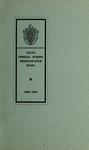 Bridgewater State Normal School. Massachusetts. 1904-1905. Terms 144 and 145 [Catalogue] by Bridgewater State Normal School