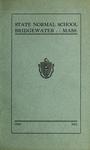 Bridgewater State Normal School. Massachusetts. 1910-1911 [Catalogue] by Bridgewater State Normal School
