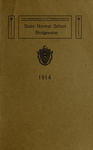 Bridgewater State Normal School. Massachusetts. 1914 [Catalogue]