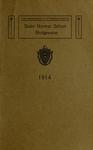 Bridgewater State Normal School. Massachusetts. 1914 [Catalogue] by Bridgewater State Normal School