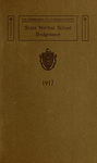 Bridgewater State Normal School. Massachusetts. 1917 [Catalogue]