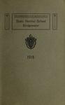 Bridgewater State Normal School. Massachusetts. 1918 [Catalogue] by Bridgewater State Normal School