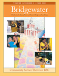 Bridgewater Magazine, Volume 16, Number 1, Fall 2005