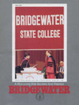 Bridgewater Magazine, First Issue, Fall 1987 by Bridgewater State College