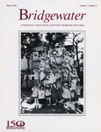 Bridgewater Magazine, Volume 1, Number 3, Winter 1991