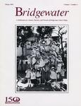 Bridgewater Magazine, Volume 1, Number 3, Winter 1991 by Bridgewater State College