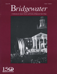 Bridgewater Magazine, Volume 1, Number 4, Spring 1991