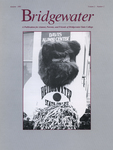 Bridgewater Magazine, Volume 2, Number 2, Autumn 1991