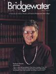 Bridgewater Magazine, Volume 5, Number 2, Spring 1995 by Bridgewater State College