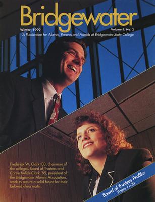 Bridgewater Magazine   Bridgewater State University   Journals and