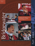 Bridgewater Magazine, Volume 13, Number 1, Fall 2002 by Bridgewater State College