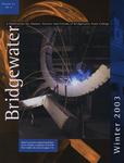 Bridgewater Magazine, Volume 13, Number 2, Winter 2003 by Bridgewater State College