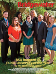Bridgewater Magazine, Volume 23, Number 1, Spring 2013 by Bridgewater State University