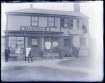 O.B. Cole Apothecary and the Bridgewater & Boston Express Office