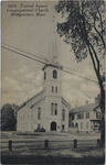 Central Square, Congregational Church, Bridgewater, Mass.