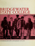 Bridgewater State College, Undergraduate Catalogue, 1972-1973