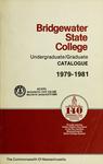 Bridgewater State College 1979-1981 Undergraduate/Graduate Catalogue