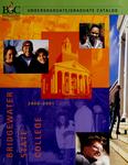 Bridgewater State College Undergraduate/Graduate Catalog 2000-2001