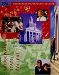 Bridgewater State College Undergraduate/Graduate Catalog 2001-2002 by Bridgewater State College