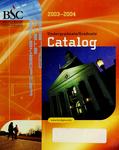 Bridgewater State College Undergraduate/Graduate Catalog 2003-2004 by Bridgewater State College