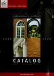 Bridgewater State College Undergraduate/Graduate Catalog 2008-2009