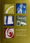 Bridgewater State College Undergraduate/Graduate Catalog 2009-2010