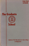 Bulletin of the Massachusetts State College at Bridgewater: Graduate School, 1968-1969 Catalog by Bridgewater State College