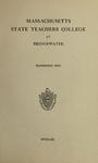 Massachusetts State Teachers College at Bridgewater. 1935-36  [Catalog]