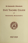 State Teachers College at Bridgewater. 1957-59. [Catalog]
