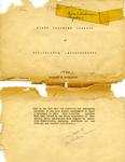 State Teachers College at Bridgewater Bulletin of Information, 1940 [Catalog]