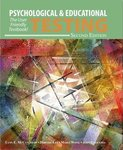 Psychological and Educational Testing : The User-Friendly Textbook