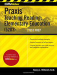 Praxis Teaching Reading: Elementary Education (5203) by Nancy L. Witherell