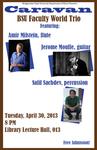 Caravan: Faculty World Music Trio (April 30, 2013)