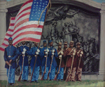 The Massachusetts 54th Regiment