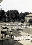 State Teachers College at Bridgewater, Massachusetts Commencement, June 1938
