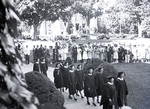 State Teachers College at Bridgewater, Massachusetts Commencement, June 1940